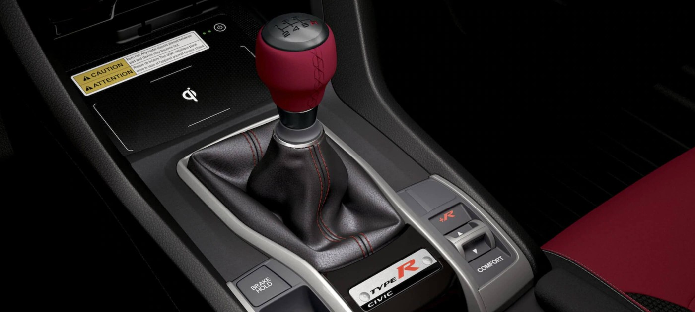2007 honda civic manual shift knob