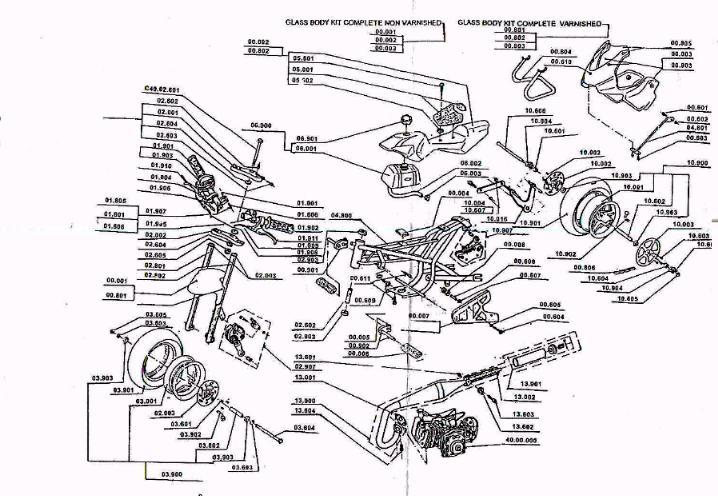 chinese honda engine repair manual