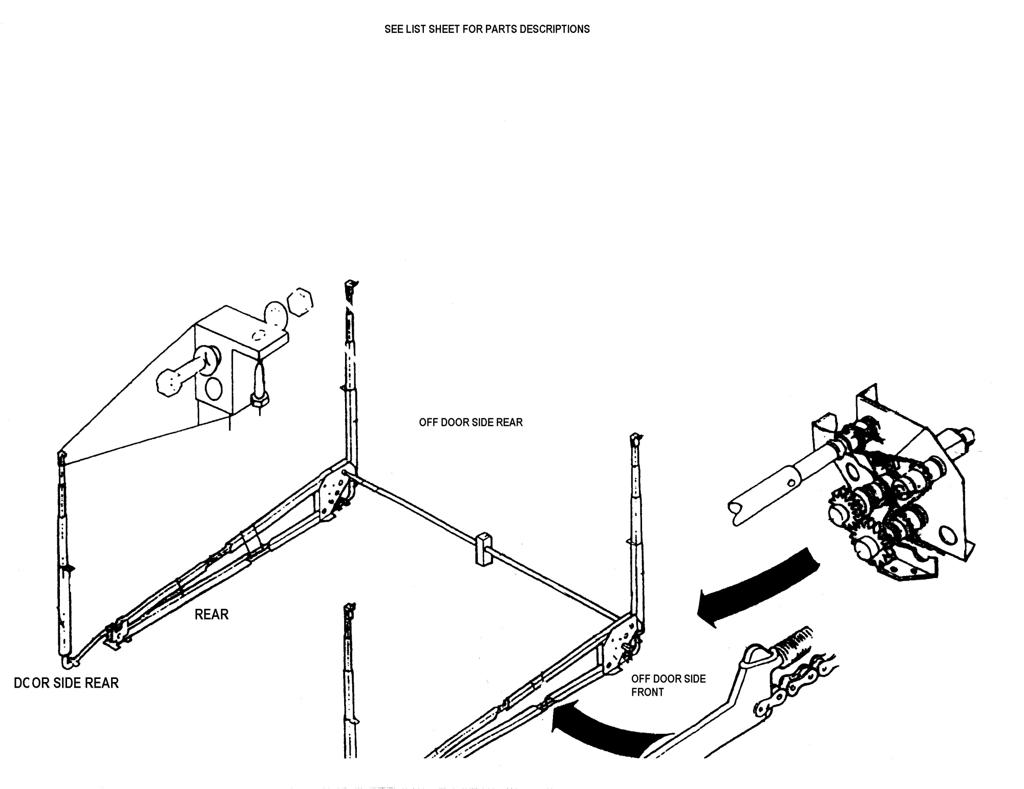 coleman pop up camper parts manual