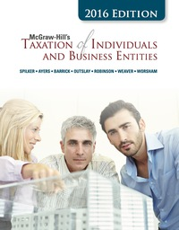 taxation of individuals and business entities 2019 solutions manual pdf
