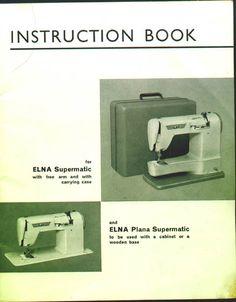 elna supermatic 722010 parts manual