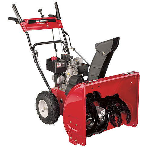 craftsman 5.5 hp 24 snow thrower manual