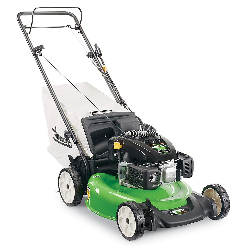 honda electric start mower manual