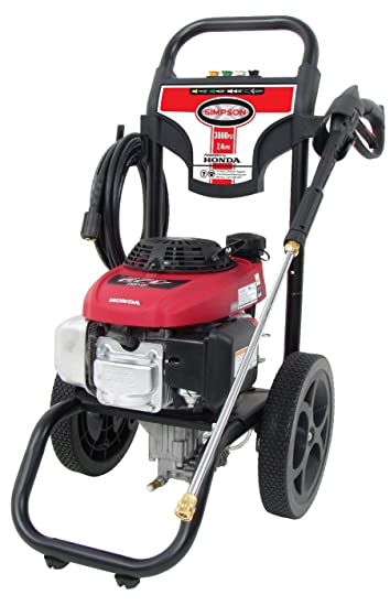 honda pressure washer engine manual
