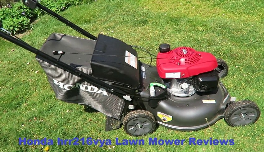 honda push lawn mower 216 pka instruction manual