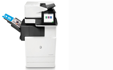 hp color laserjet mfp e87640 manual