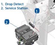 hp designjet t920 parts manual