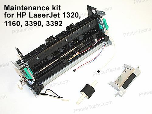 hp laserjet 1320 maintenance manual