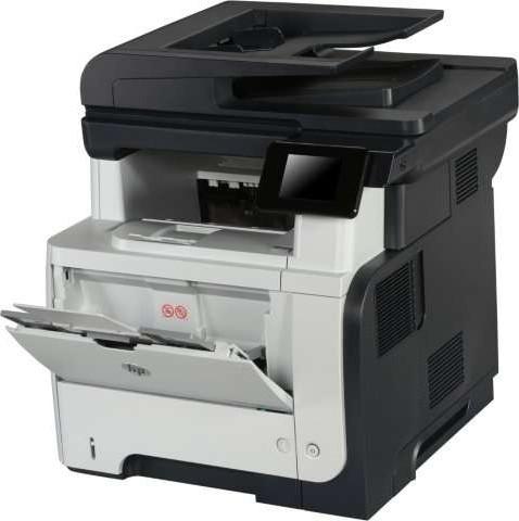 hp laserjet pro m521dn manual
