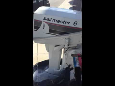 johnson sailmaster 6 hp manual