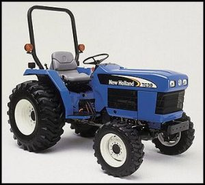 new holland tractor parts manual