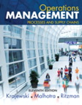 solution manual for operations management 12e by heizer 9780134130422