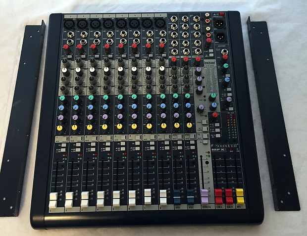 soundcraft mfxi 8 2 manual