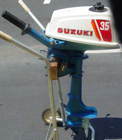 suzuki 3.5 hp outboard manual