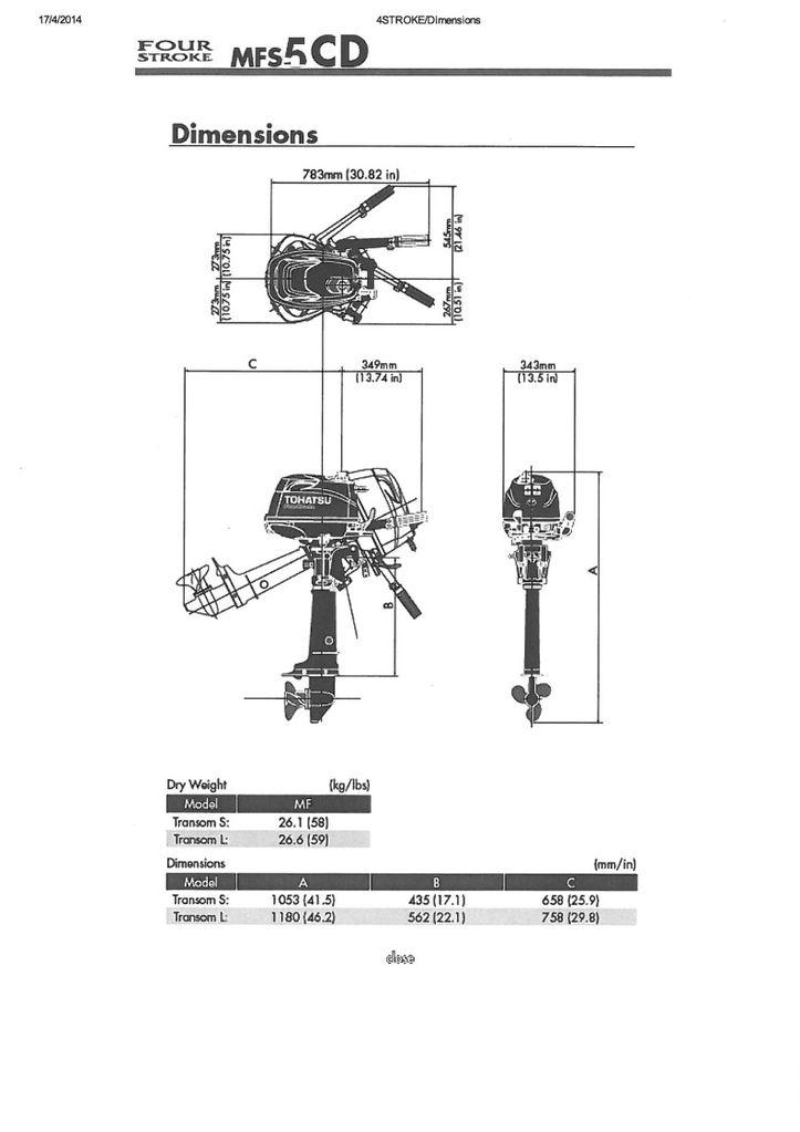 tohatsu 30 hp service manual